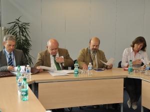 Encontro dos Presidentes das RUP com o Comissário da Agricultura 2011, Bruxelas