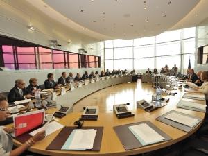 Presidentes RUP com o Comissário da Política Regional